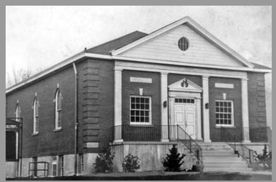 Bellemeade Avenue Building circa 1939