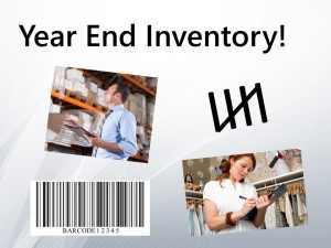 Year End Inventory