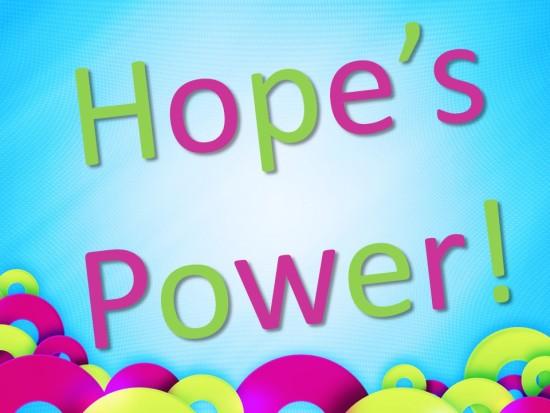 Hope's Power