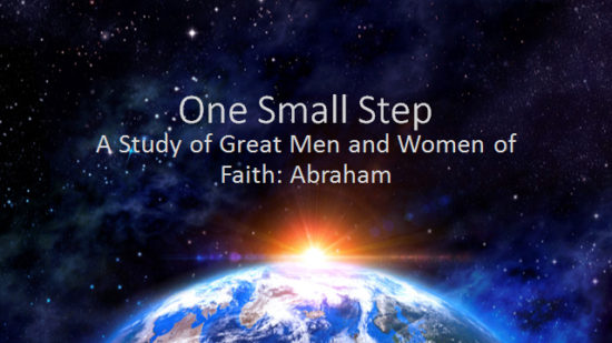 Abraham_ One Small Step