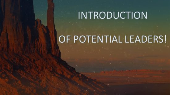 Introduction Of Potential Leaders