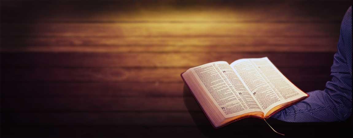 bibleinhand